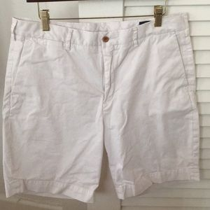 Polo by Ralph Lauren White shorts size 34
